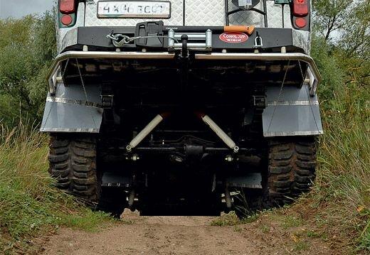Усиленная подвеска и амортизаторы UAZ 3909